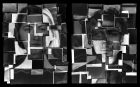 Bilde 07 Photography Collage Diptych